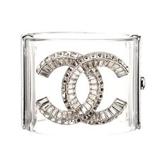 Chanel cuff bracelets ❤ liked on Polyvore featuring chanel, jewelry, bracelets, accessories and bangles