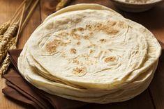 Cómo hacer tortillas de harina de trigo