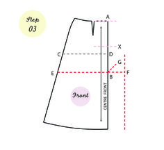 How To Draft Culottes from A-Line Skirt «