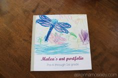 The best way to save, and feature, your child's artwork. Take years of school artwork, notes, etc. and turn it into a photo book for your coffee table. It will eliminate paper clutter and your kids will feel so proud and your friends and family will love looking at the pictures.   Ask Anna