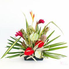 Lanui Hawaiian holiday flower assortment