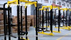 Gym Equipment Names, Gym Equipment For Sale, Weight Lifting Equipment, Gym Exercise Equipment, Home Gym Exercises, At Home Workouts, Power Rack For Sale, Weight Cage, Gym Rack