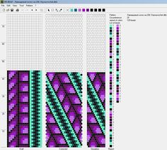 Knitting with Beads copyrights schemes and not only | VK