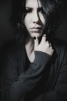 [ The GazettE ] Shiroyama Yuu san [ Aoi ]
