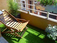 10 idées futées pour petit balcon