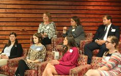 Former Bluefield College Students Give Advice to Current BC Students in Homecoming Ram-2-Ram Alumni Career Seminar: http://www.bluefield.edu/article/ram-2-ram-alumni-career-seminar/