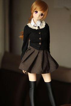 Smart Doll Kizuna Yumeno by kirino_imobb
