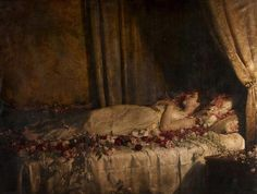 Death of Albine, John Collier