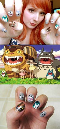 Most amazing nail art ... ever.