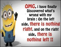 Cute Facetious Minions images with quotes (08:13:05 PM, Tuesday 08, December 2015 PST) – 10 pics