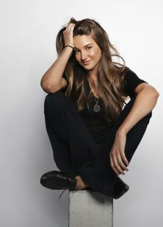 Shailene Woodley one of the grounded actresses EVER! <3