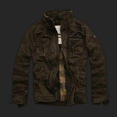 Abercrombie & Fitch Mens Coats Jacket 009