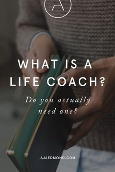 This guide answers all the questions you may have about whether you need a life coach for self-motivation and personal growth: what is a life coach, what does a life coach do, how to find a life coach, and do I need a life coach? This post is related to
