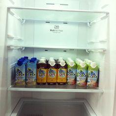 vita coco fridge
