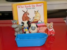 The Useful Box: Building comprehension: dramatic stories Retelling Activities, Book Activities, Preschool Literacy, Preschool Books, Speech Language Pathology, Speech And Language, Prop Box, Box Building, Library Lessons