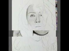 Making Of MALAIKA ARORA KHAN  Birthday  Artwork  Video By SASMITA TRIPATHY For CAG !! - YouTube