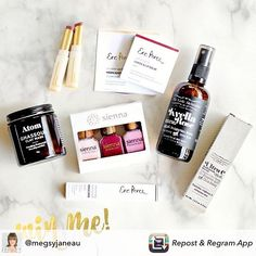 Repost from @megsyjaneau using @RepostRegramApp - I'm so so excited to bring you all an amazing (international!) giveaway that will be won by one deserving green beauty (to indulge share or give) just in time for Mother's Day!!  This beautiful prize pack includes some my very favourite Australian brands and is valued at over $350!!  The pamper pack includes - Atom Boutique Moroccan Ghassoul Clay Mask Ere Perez Clever Carrot Cheek & Lip Balm Holy Volumising Waterproof Mascara Versatile…