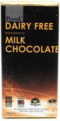 "Dairy-Free ""Milk"" Chocolate Bar by Plamil buy online"
