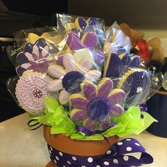 Cookie Bouquet by The Green Lane Baker