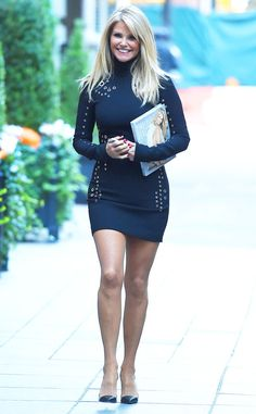 Christie Brinkley from The Big Picture: Today's Hot Pics The Timeless Beauty author stuns while out and about in NYC.