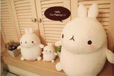 Molang the Fat Rabbit