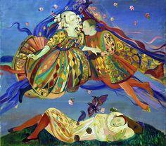 Suvorova Olga - Pierrot's dream
