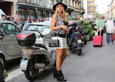 Those Givenchy boots  #hermes #hermesconstance #givenchy #sharktooth #boots #nanettelepore #sophierue #shorts #milan #milanfashionweek #fashionweek #lovebyn #italy #milan #giannicoshoes #giannico #shoes #top #hat #streetstyle #fashion #fashionblog #travel #travelblog