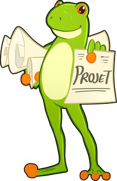 Pour tous vos projets Web pensez à Froggy :) Hope You, Mario, Fictional Characters, Business, Thinking About You, Projects