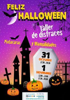 ¡¡Ven a vivir el #Halloween más divertido al Centro Comercial Santa Cruz Carrefour y disfruta de nuestras sorpresas!!   El #Viernes 31 de #Octubre de 17:30 a 20:30 hrs y el #Sábado 1 de #Noviembre de 11:00 a 13:00 hrs y de 17:30 a 20:30 hrs.