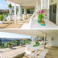 At The Sullies in the Eastern Cape gem, Morgan Bay, you'll be able to lie in a hammock on a lovely porch all day! Summer Is Here, Beach Town, Sully, Hammock, South Africa, Gem, Cape, Porch, Patio
