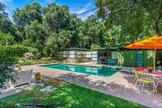 Mid-Century Modern Home - Richard Leitch California Home