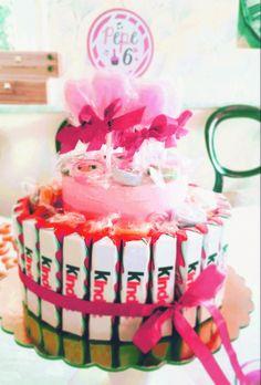 kinder cake - birthday cake www.typelovers.com