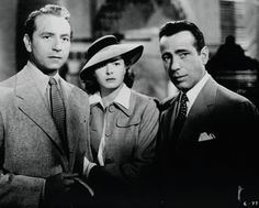 Casablanca -- One of the best movies ever made. So, so good.