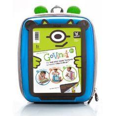 3295c0d1e53e Ben Bat GoVinci 3-in-1 Toddler Backpack