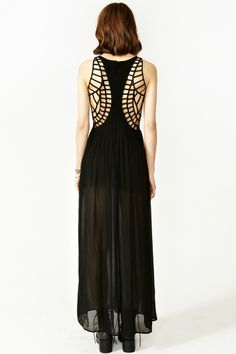 My Way Home Maxi Dress in Clothes Dresses at Nasty Gal
