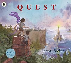 Quest (Journey Trilogy 2) by Aaron Becker…