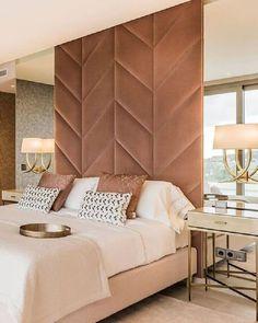 Luxury Bedroom Design, Master Bedroom Design, Master Suite, Interior Design, Master Bedrooms, Modern Luxury Bedroom, Teen Bedrooms, Modern Master Bedroom, Rose Bedroom