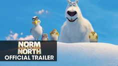 Pin for Later: These Are the 13 Movies You're Going to Want to Take Your Kids to in 2016 Norm of the North
