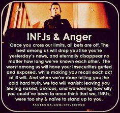 aren't going to forgive forever. We have enough integrity to walk away. But if you piss us off enough, I wish you a good recovery. Infj Traits, Infj Mbti, Intj And Infj, Enfj, Infj Personality, Infj Type, Thing 1, Psychology Quotes, Frases