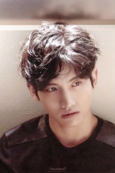 Shim Chang-min (심창민), who is a member of the duo TVXQ/ DBSK (東方神起/동방신기).
