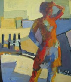 inspired by : : melinda cootsona - Tara Leaver Bottle Painting, Color Theory, Figure Painting, Colours, Abstract, Figurative, Artist, Inspiration, Inspired