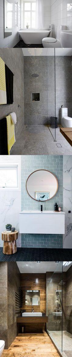 Colores ideales para un baño pequeño