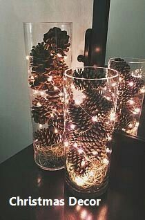 New Christmas Decor Ideas For Home #christmasdecoration