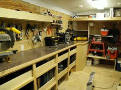 contractor work trailer set ups | Show us your shop! - Woodworking Talk - Woodworkers Forum
