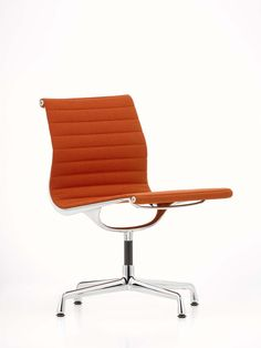 Eames Aluminium Chair EA 105 from Vitra | Home Office and Workspace Ideas and Inspiration | Couch Potato Company