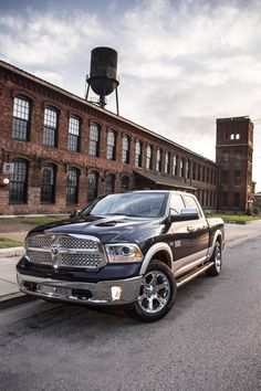 2013 Dodge Ram 1500 Motor Trend Truck of the Year!