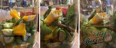 Recept Domácí ořechovka Destiel, Kiwi, Syrup, Alcohol