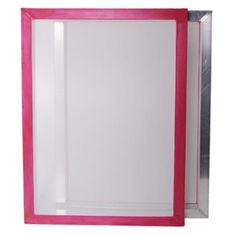 "Silkscreen Printing Screen, Aluminum Frame, Size 20""x24"", w/ 156 tpi White Screen Mesh Pre-stretched, FREE Shipping MSJ Screens http://www.amazon.com/dp/B00EBNWX0M/ref=cm_sw_r_pi_dp_dmIvub1XX2M2G"