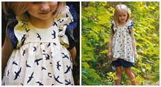 Clara Sewing Pattern Bundle-Violette Field threads