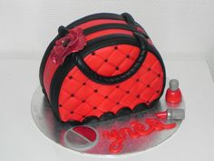 cake girly - by Cakecreation @ CakesDecor.com - cake decorating website